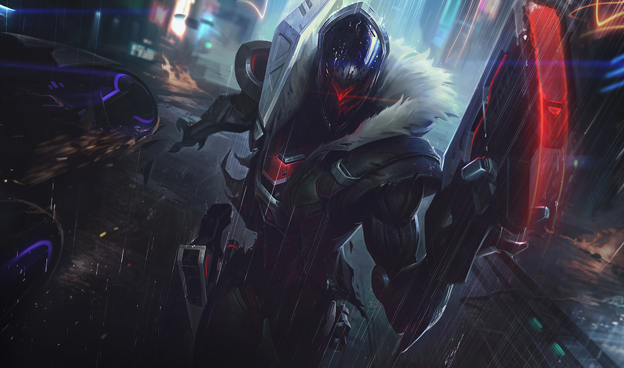PROJECT Jhin