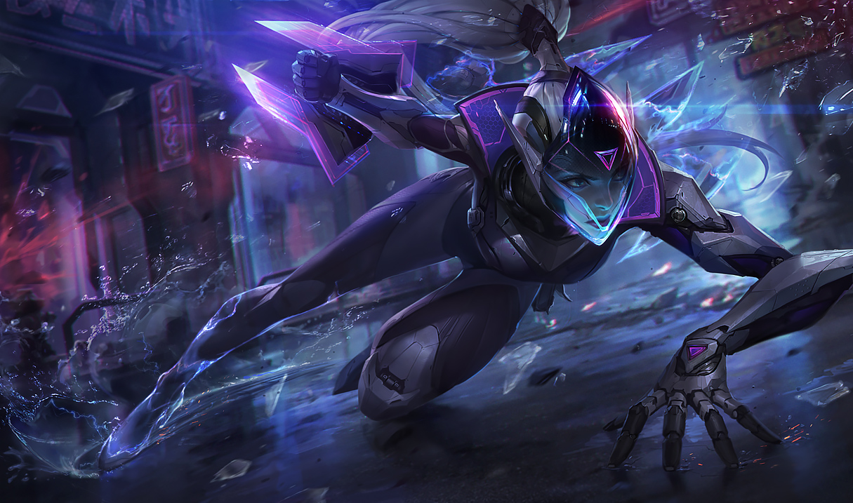 PROJECT Vayne