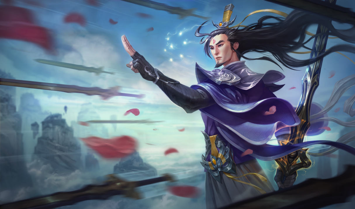 Eternal Sword Yi