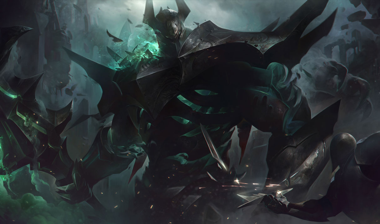 Mordekaiser the Iron Revenant